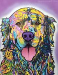 Dean Russo Arts - Golden Retriever 2